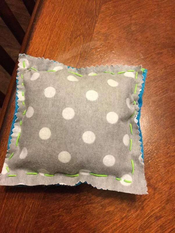 michaels pillow